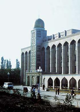 新疆维吾尔自治区中医医院